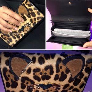 8a112a895319 kate spade · Kate Spade Run Wild Leopard Dagney. NWT